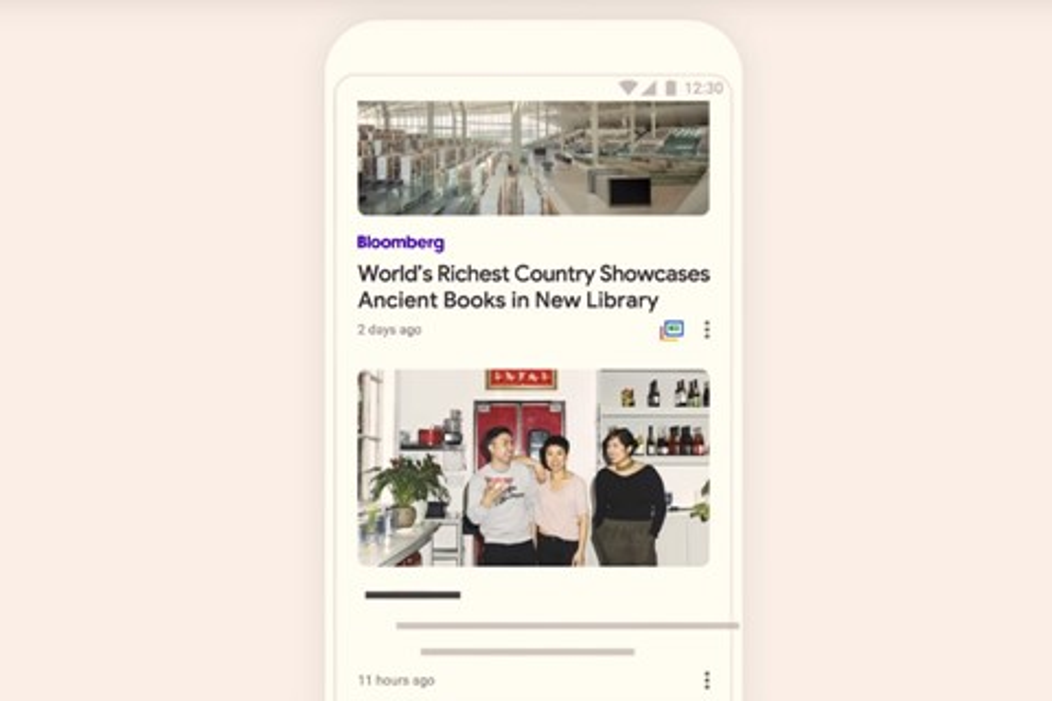 Imagem de Google I/O: Google News tem novo visual e combate às notícias falsas no tecmundo
