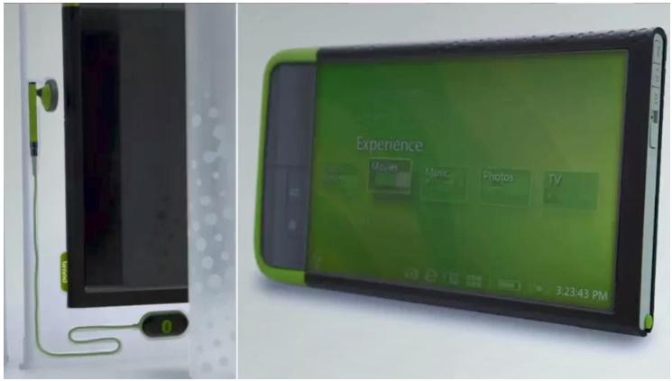ultra mobile pc microsoft