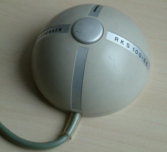 Um mouse antigo.
