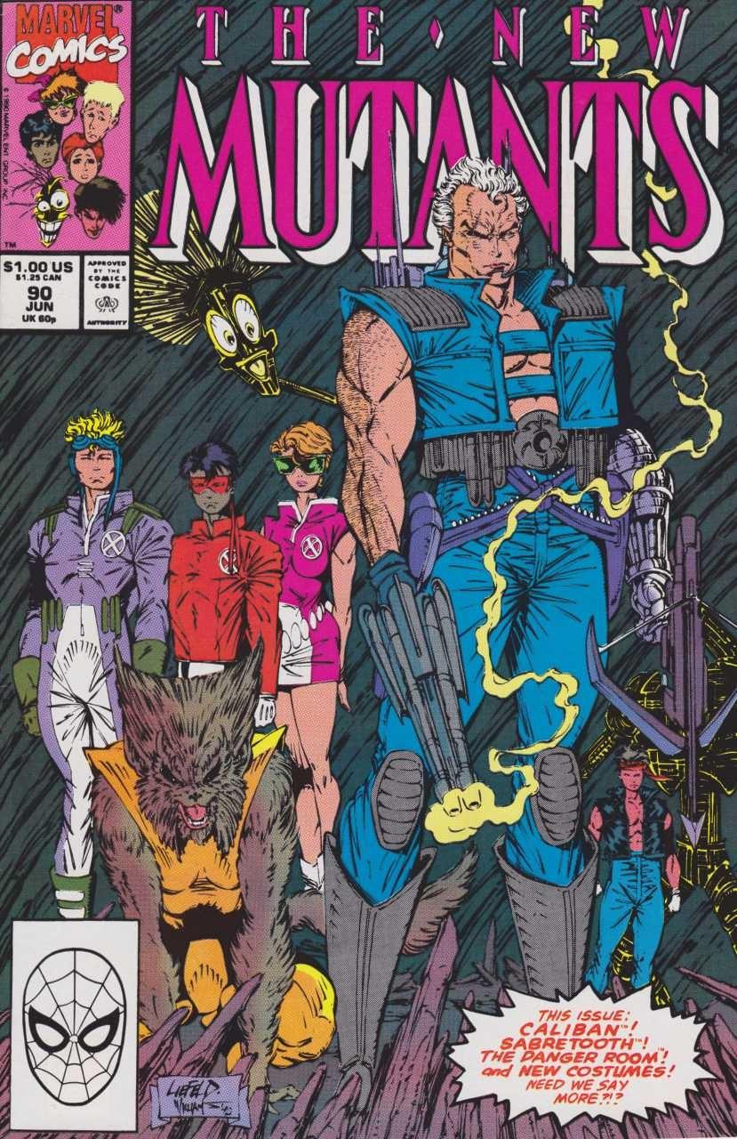 cable novos mutantes