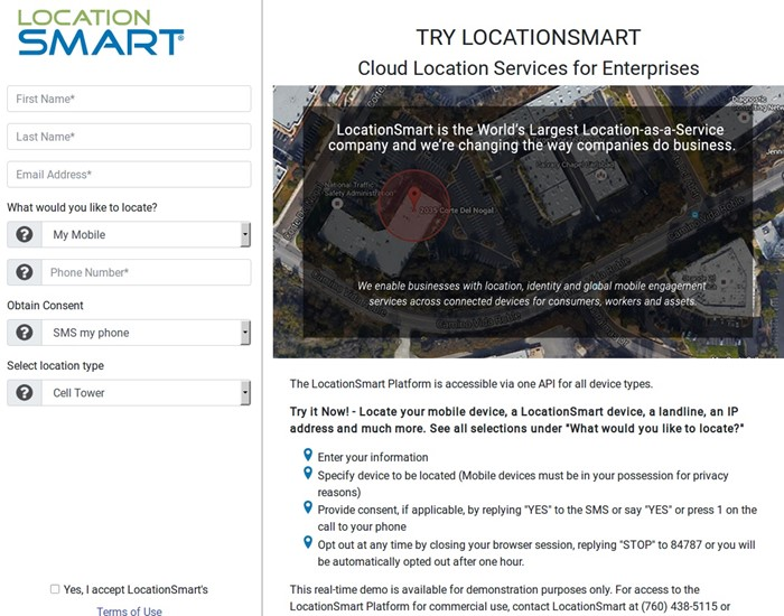 LocationSmart