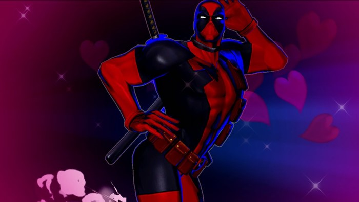 marvel vs capcom 3 deadpool