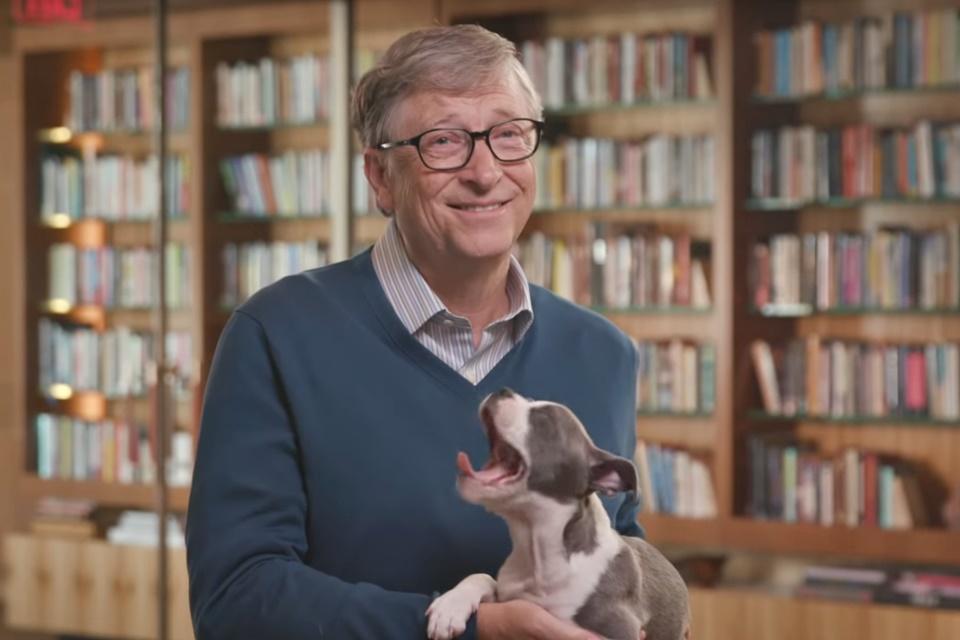 Imagem de Bill Gates revela suas 5 grandes recomendações de leituras para as férias no tecmundo