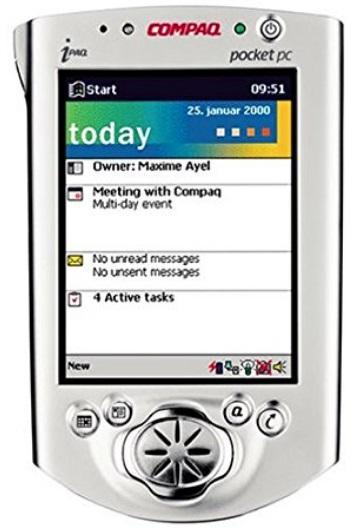 Um PDA.
