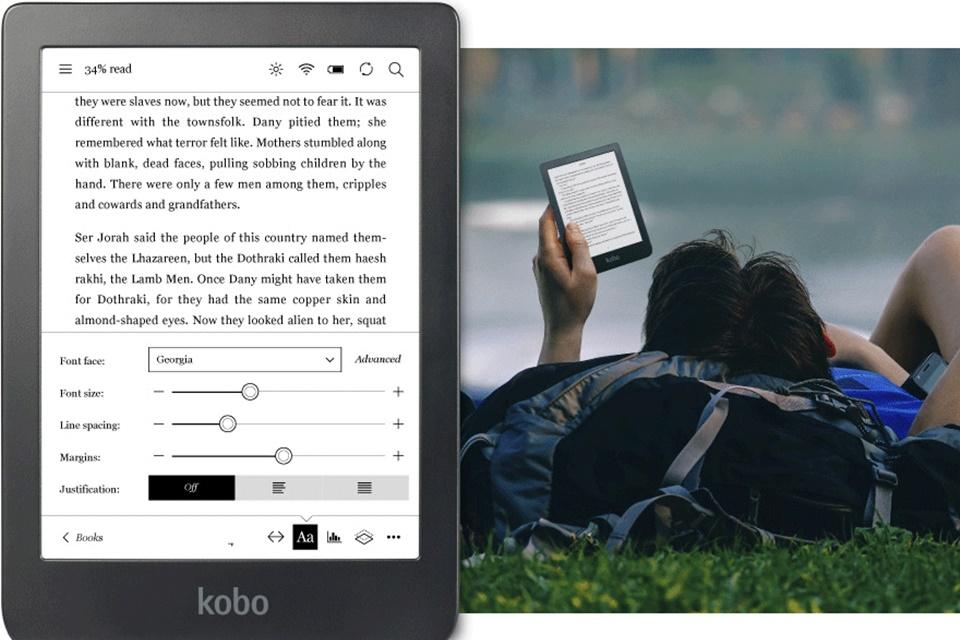 Imagem de Kobo Clara HD tem luz embutida e vem para competir com o Kindle Paperwhite no tecmundo