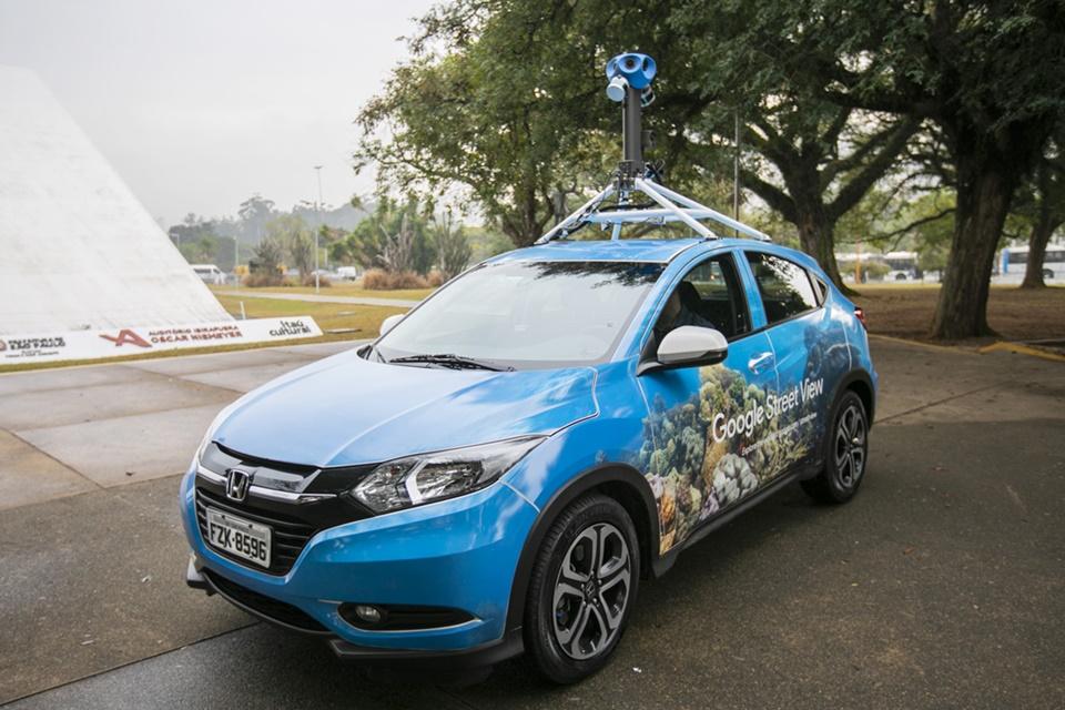 Imagem de Novos carros do Google Street View têm mais câmeras e já estão no Brasil no tecmundo