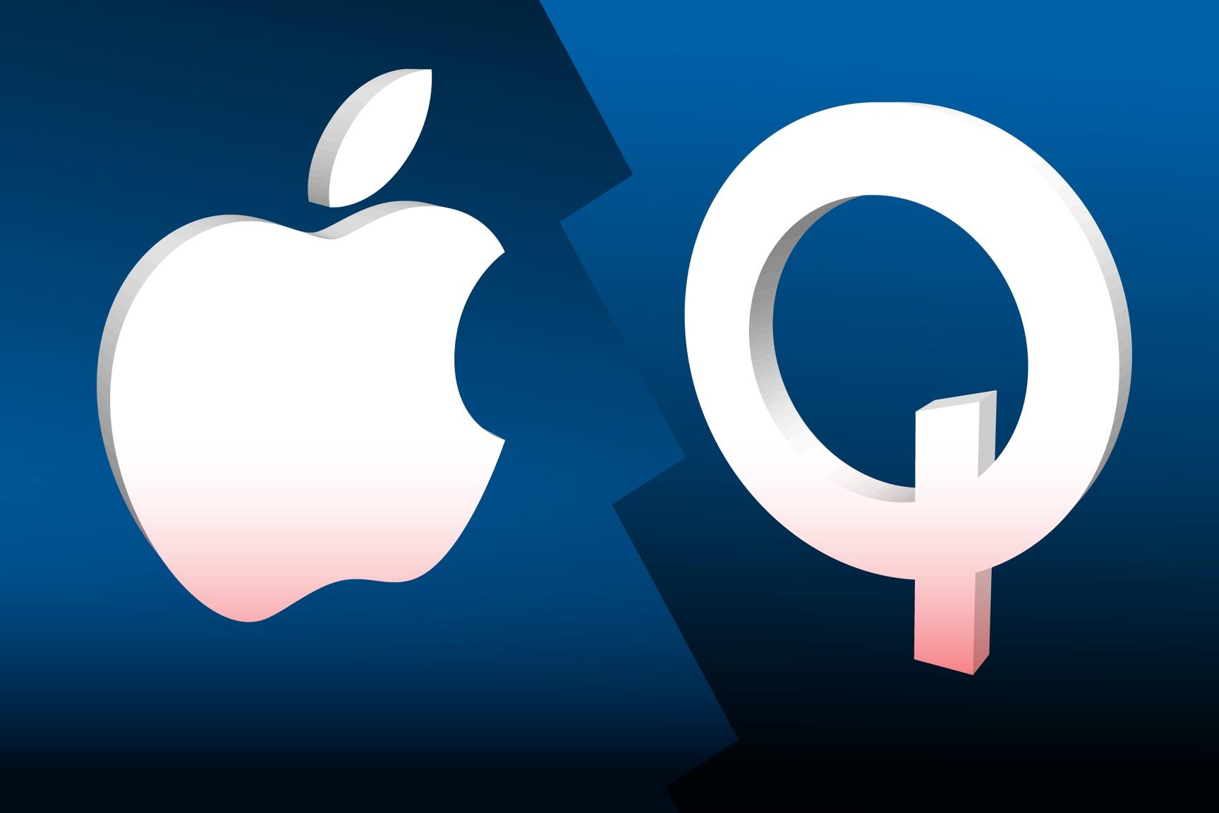 """Imagem de Novela """"Qualcomm vs. Apple"""" pode terminar em acordo extrajudicial no tecmundo"""