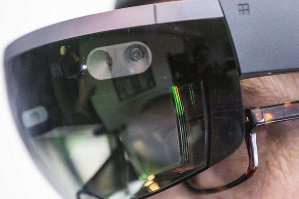 Imagem de Microsoft pretende anunciar sucessor do HoloLens ainda este ano no tecmundo