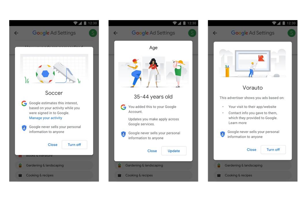 Imagem de Google dá mais transparência aos anúncios que chegam até você no tecmundo