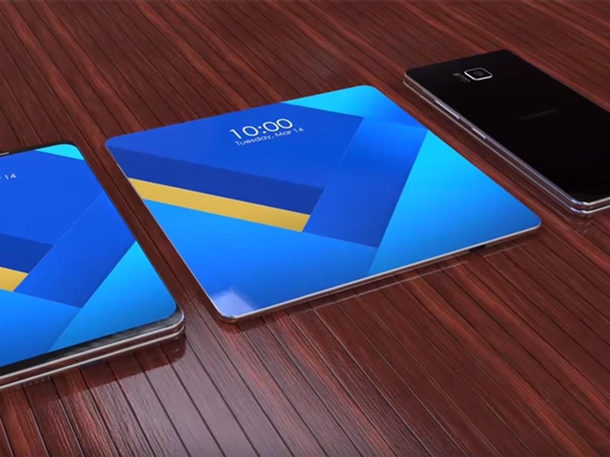 Imagem de Samsung Galaxy X que se dobra custará US$ 1,8 mil em 2019 no tecmundo