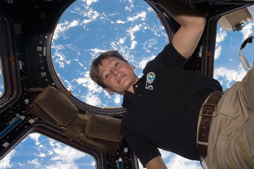 Imagem de Astronauta recordista com mais tempo no espaço se despede da NASA no tecmundo