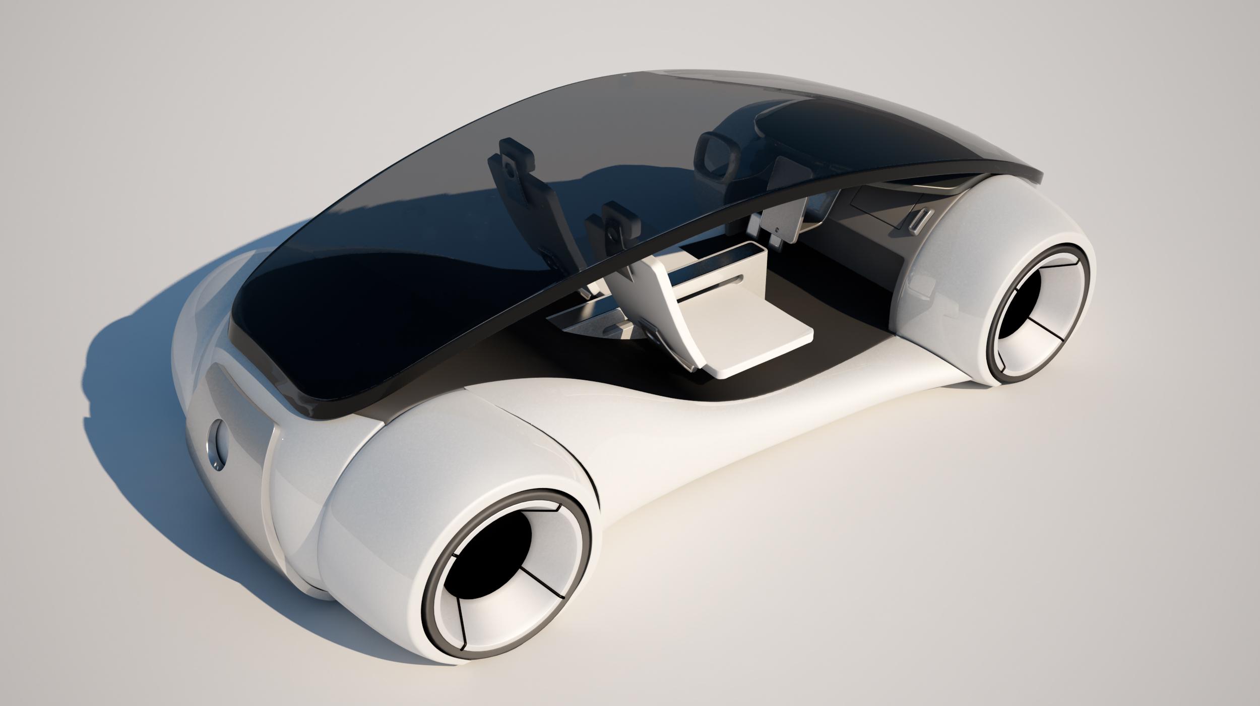 Imagem de Engenheiro sênior da Waymo pula o muro e vai trabalhar em carro da Apple no tecmundo