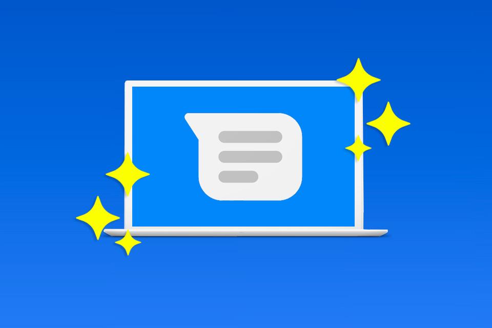 Imagem de Android Mensagens ganha versão online e várias outras novidades no tecmundo