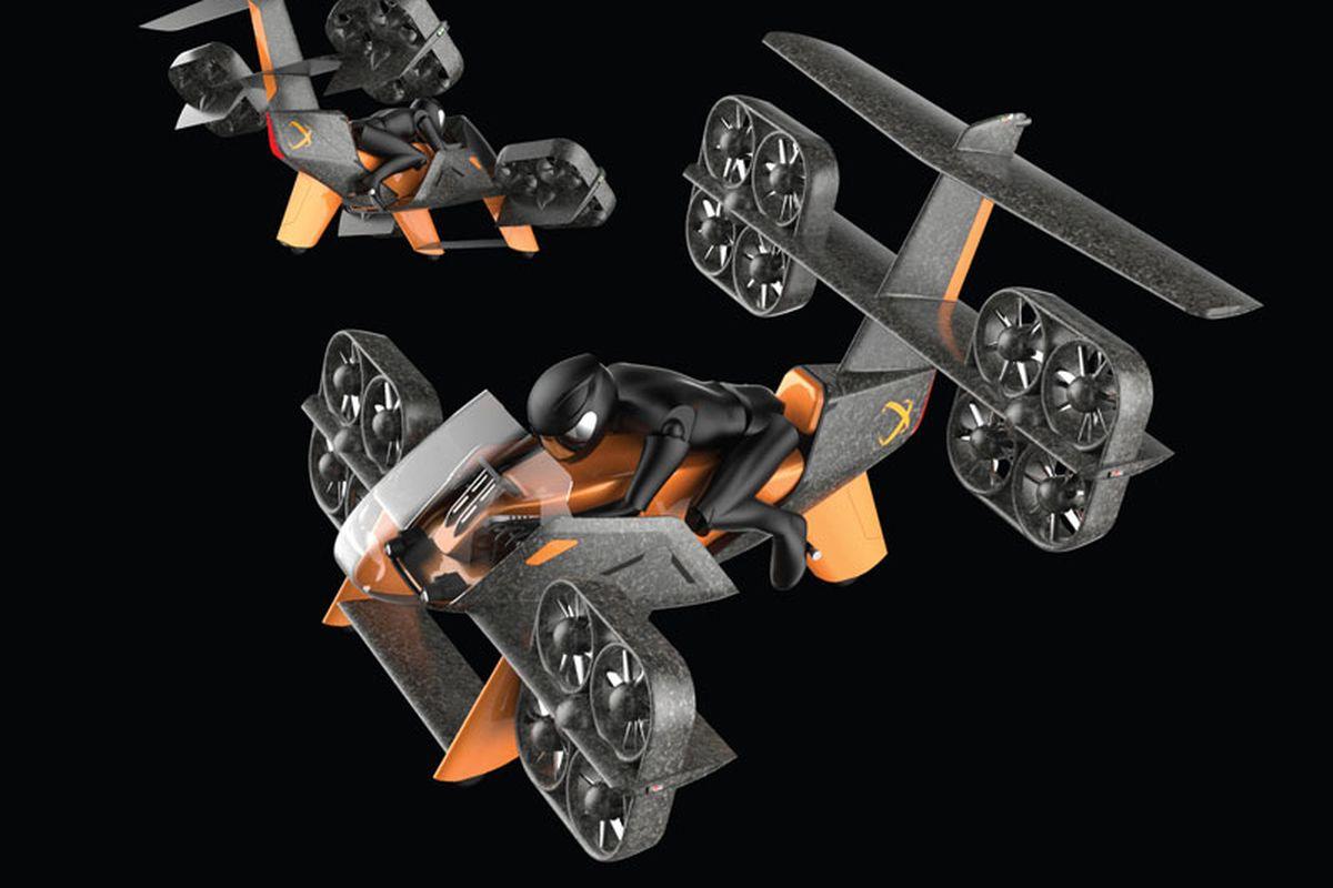 Imagem de R$7.5 milhões será pago para quem construir o melhor carro voador no tecmundo