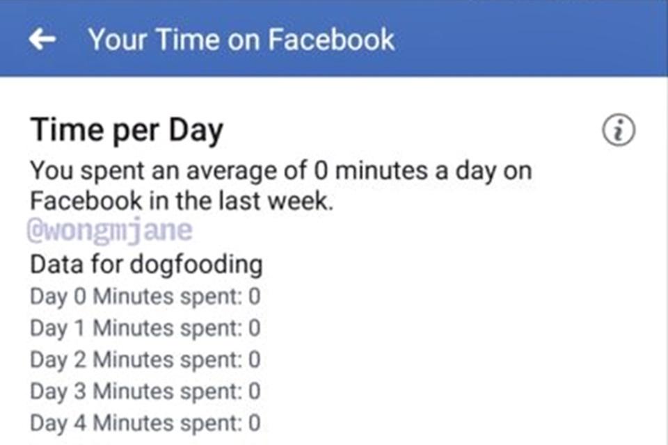 Imagem de Facebook também vai lançar ferramenta para controlar frequência de uso no tecmundo