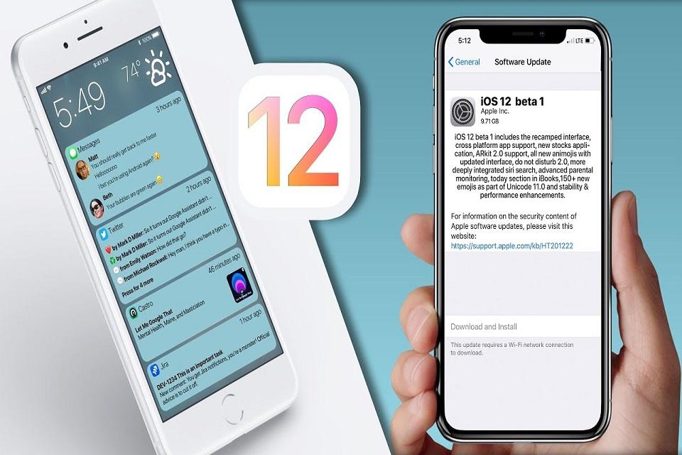 Imagem de iOS beta 12 apresentando problemas? Saiba como fazer um downgrade no tecmundo