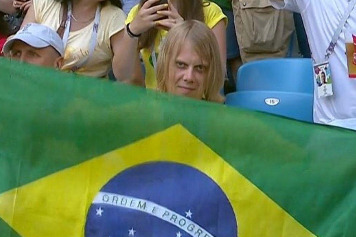Imagem de Torcedor misterioso da Seleção Brasileira tem a sua identidade revelada no tecmundo