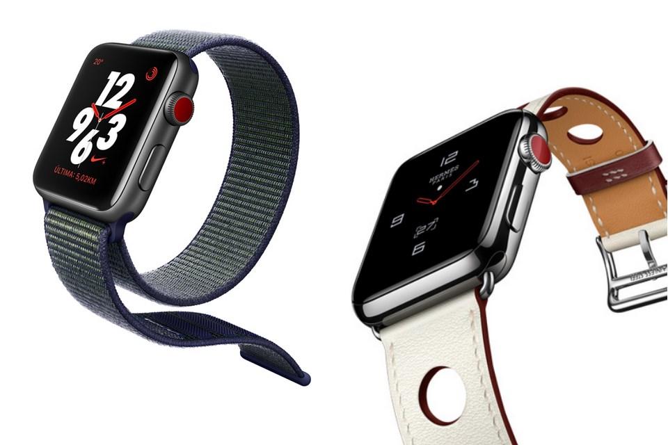 Imagem de Apple Watch Series 3 americano ainda não tem suporte na Apple Brasil  no tecmundo