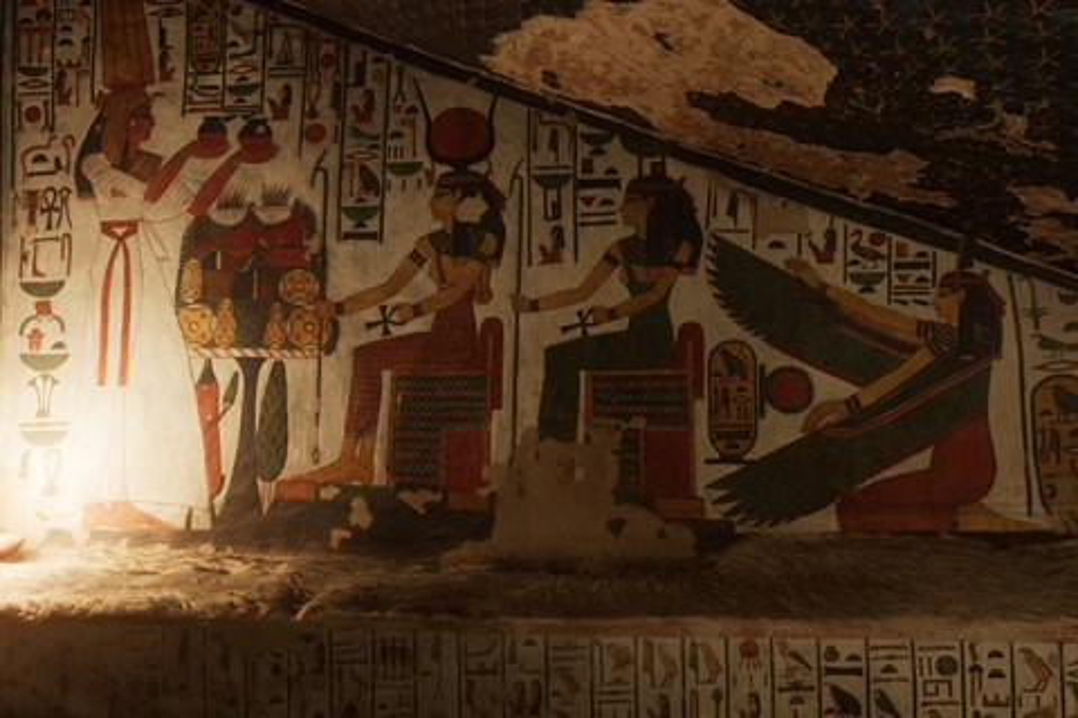 Imagem de Passeio virtual pela tumba de Nefertari está disponível de graça no Steam no tecmundo