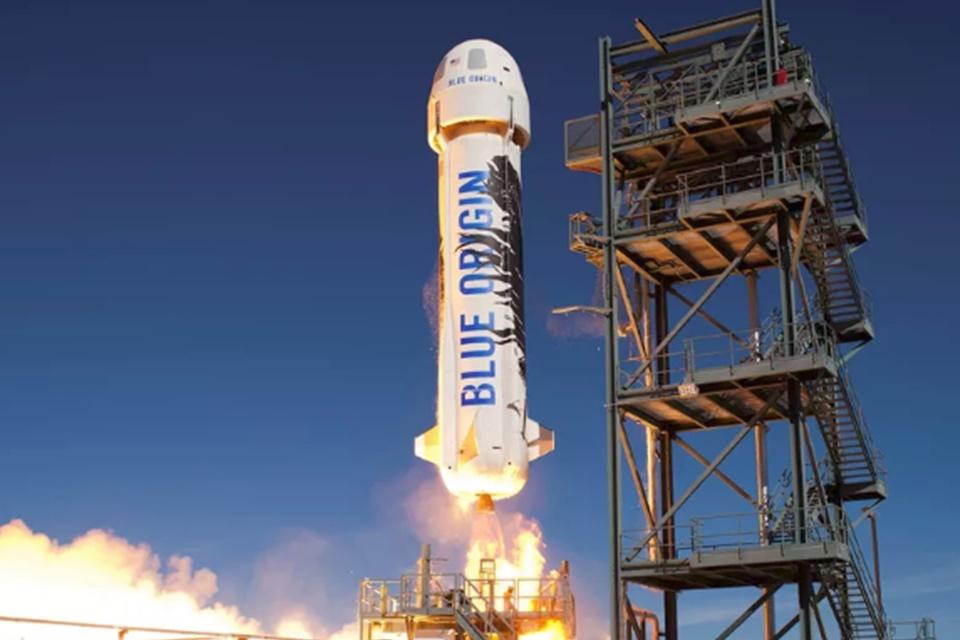 Imagem de Jeff Bezos deve cobrar pelo menos US$ 200 mil por viagens espaciais no tecmundo