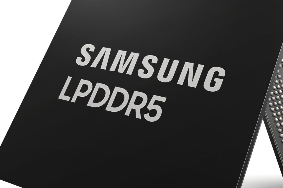 Imagem de Samsung apresenta o primeira memória DRAM LPDDR5 do mundo no tecmundo