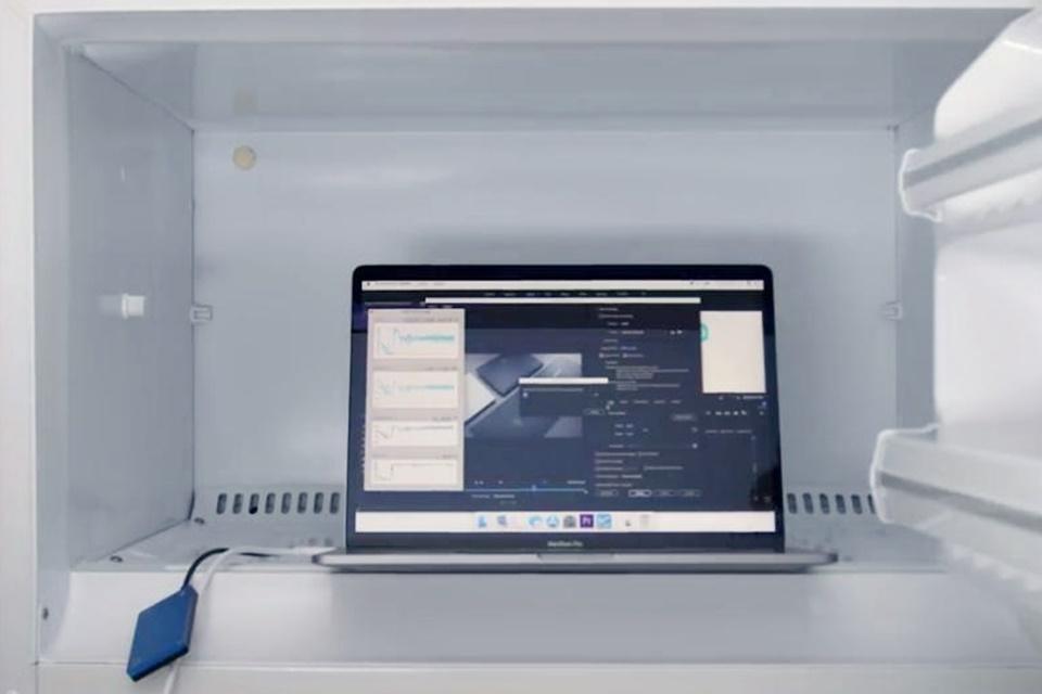 Imagem de Usuário reclama do baixo desempenho de MacBook Pro com Core i9 aquecido no tecmundo