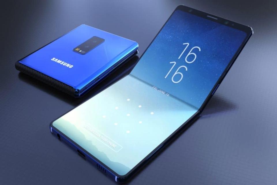 Imagem de Mais uma fonte confirma celular dobrável da Samsung para início de 2019 no tecmundo