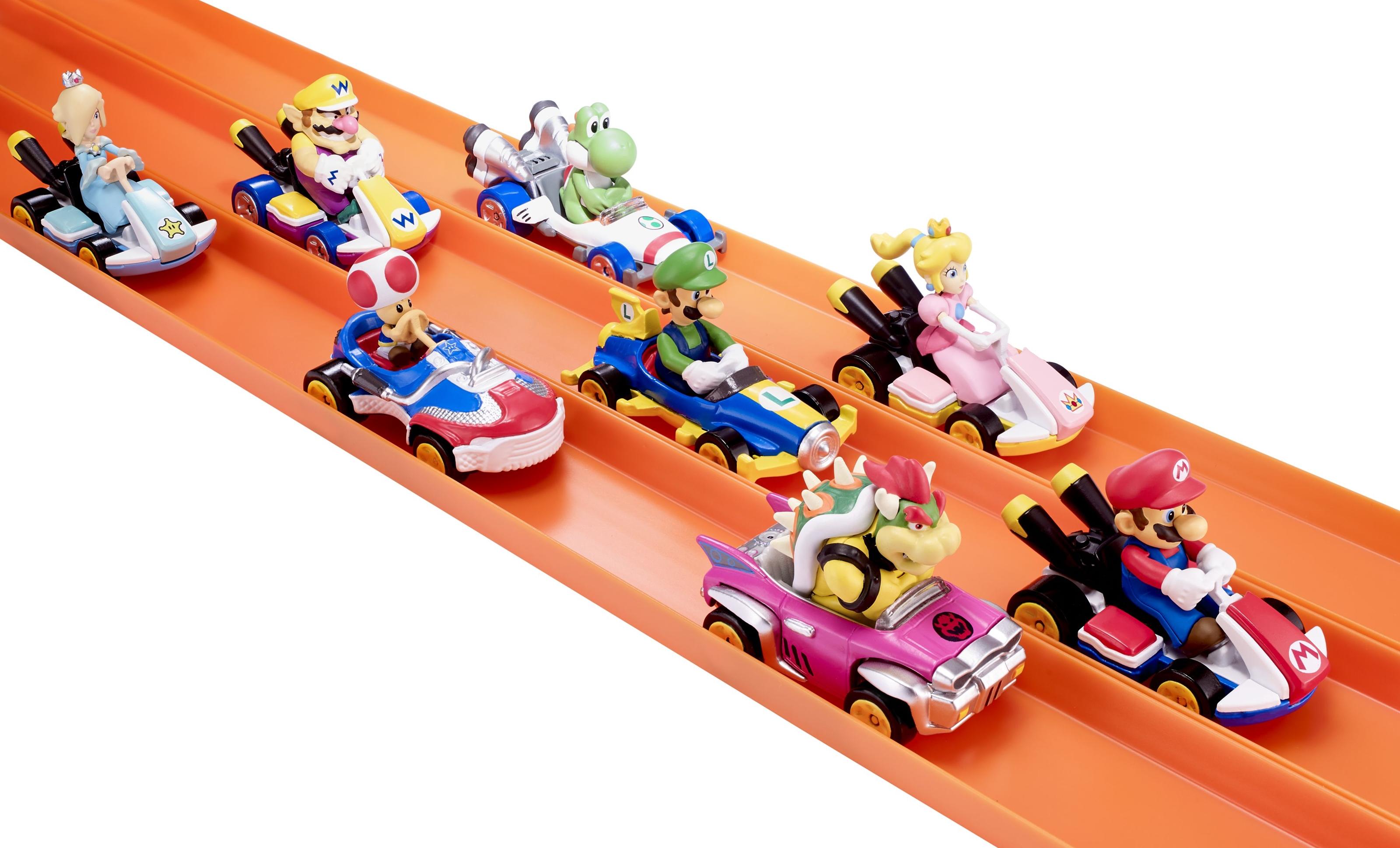 Imagem de Hot Wheels anuncia linha de Mario Kart e já nos faz abrir abrir a carteira no tecmundo