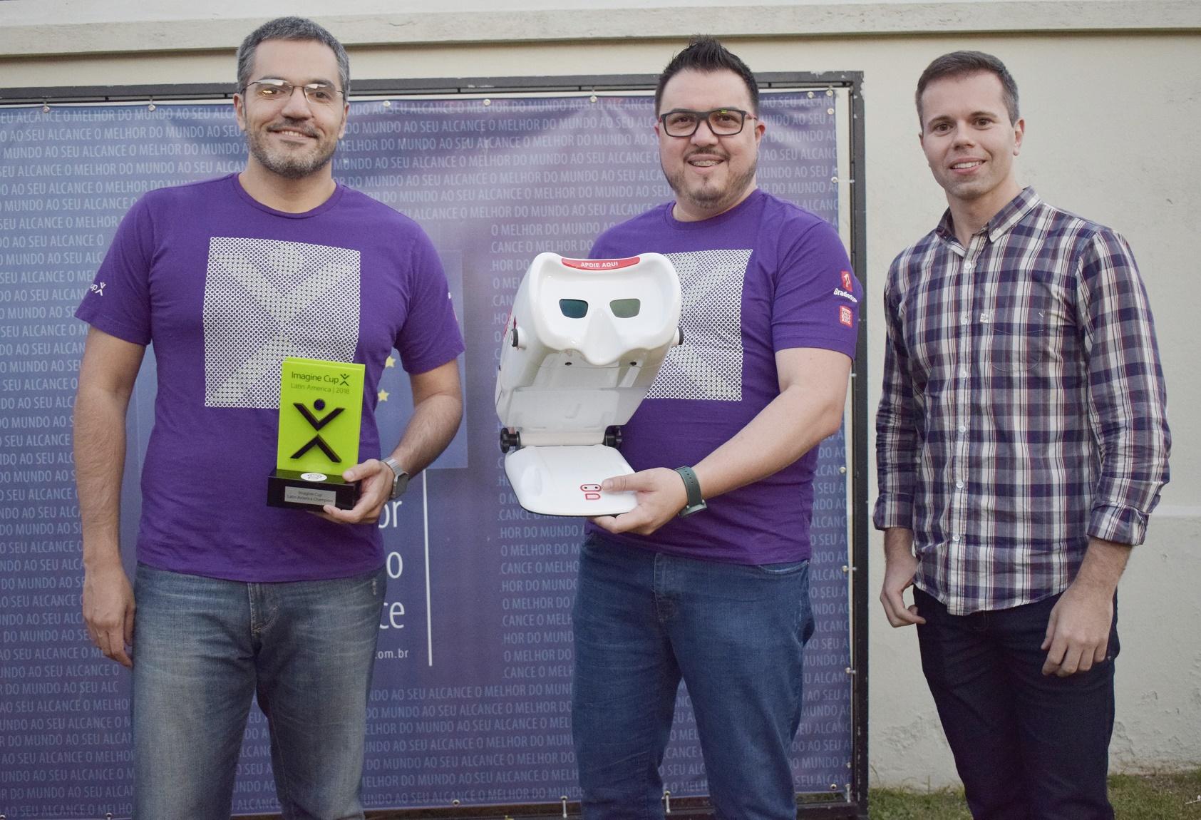 Imagem de Robô vai representar o Brasil na maior competição de tecnologia do mundo no tecmundo