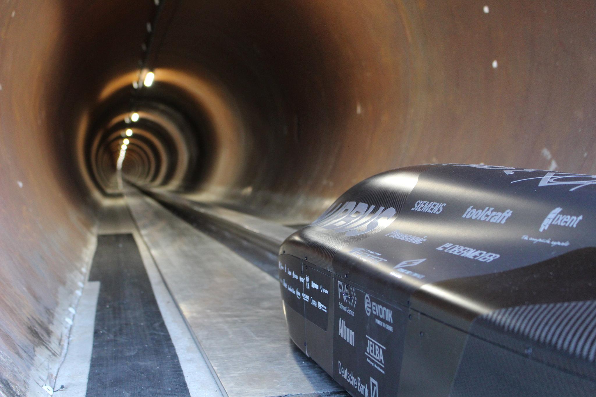 Imagem de Equipe alemã cria para a SpaceX cápsula de Hyperloop que chega a 457 km/h no tecmundo