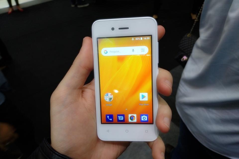 Imagem de Multilaser lança smartphone de baixo custo com Android Go, o MS40G no tecmundo