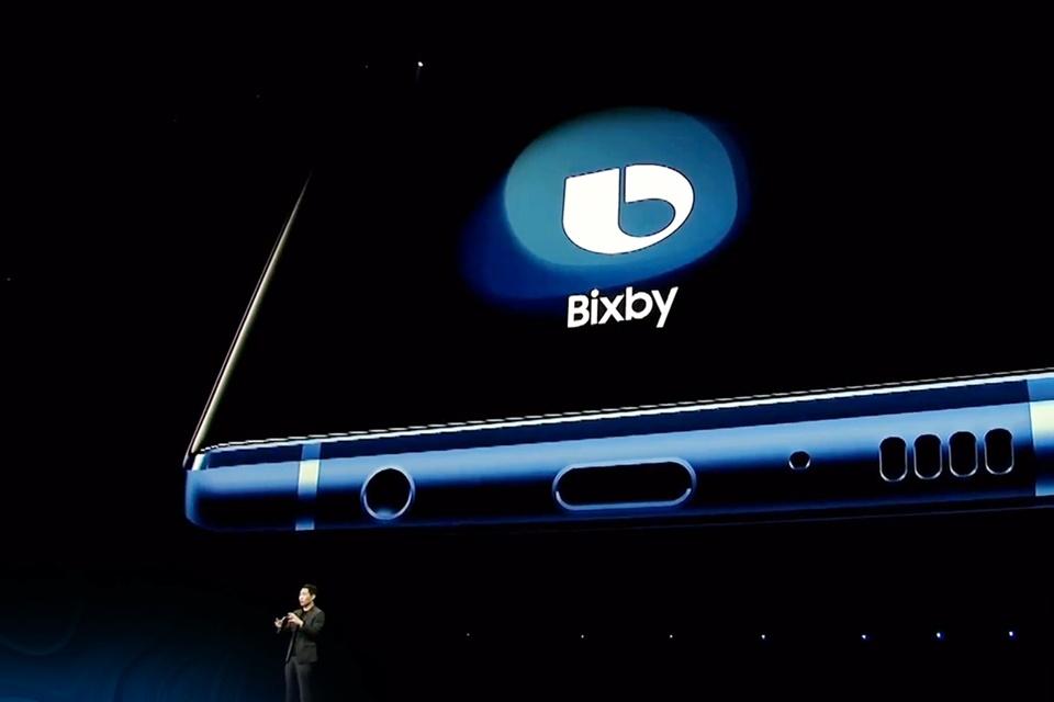 Imagem de Assistente digital Bixby mostra evolução durante apresentação da Samsung no tecmundo