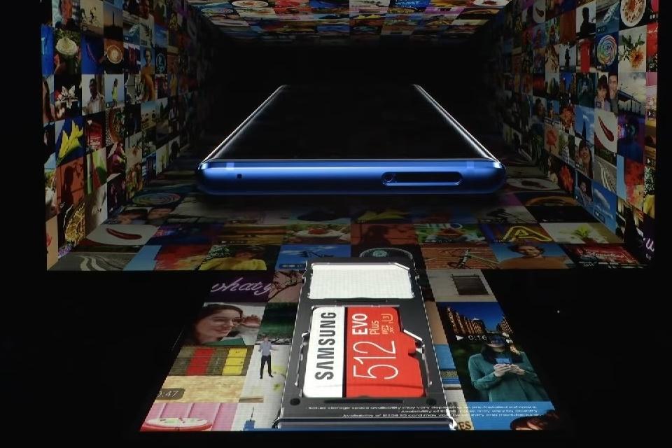 Imagem de Samsung confirma lançamento de micro SD com 512 GB de espaço no tecmundo