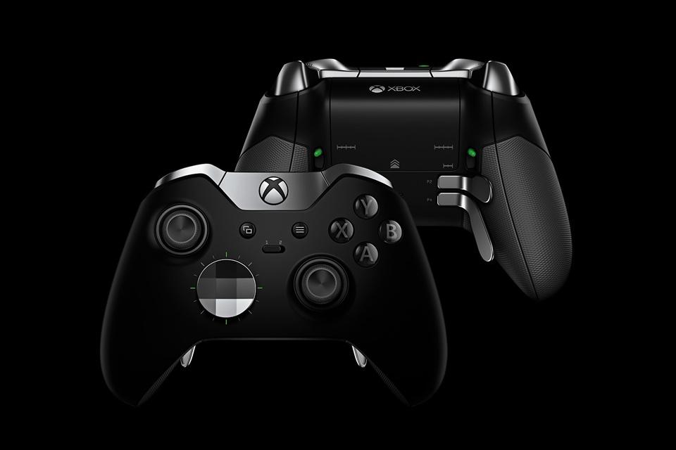 Imagem de Novo Elite Controller do Xbox One pode chegar às lojas em outubro no tecmundo