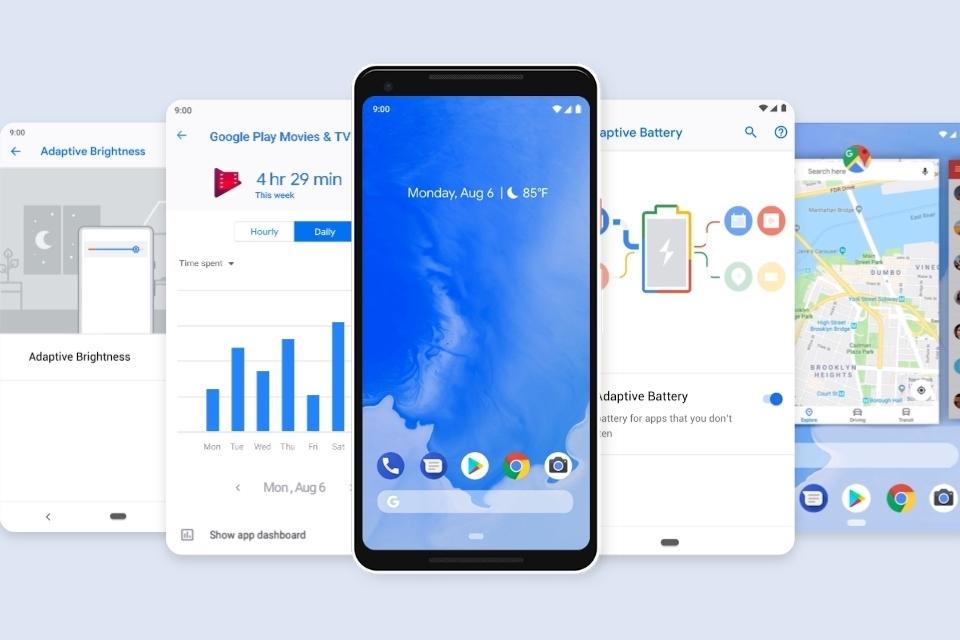 Imagem de Confira a lista de aparelhos que serão atualizados para o Android 9.0 Pie no tecmundo