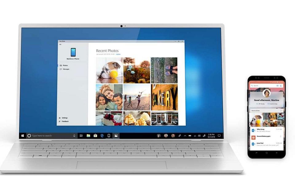 Imagem de Como compartilhar conteúdo do Android e o Windows 10 via app no tecmundo