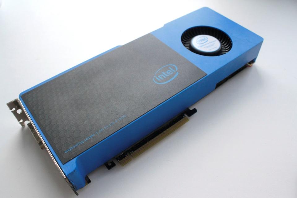 Imagem de Intel libera um teaser da sua futura placa de vídeo para gamers no tecmundo