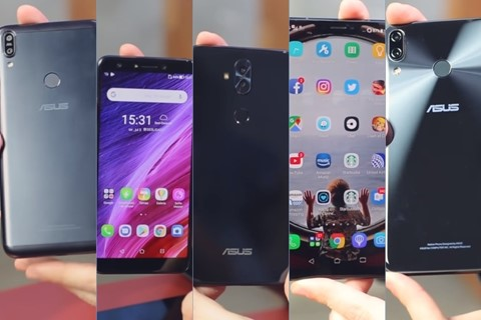 Imagem de ASUS lança 5 novos Zenfones no Brasil; confira preços e detalhes no tecmundo
