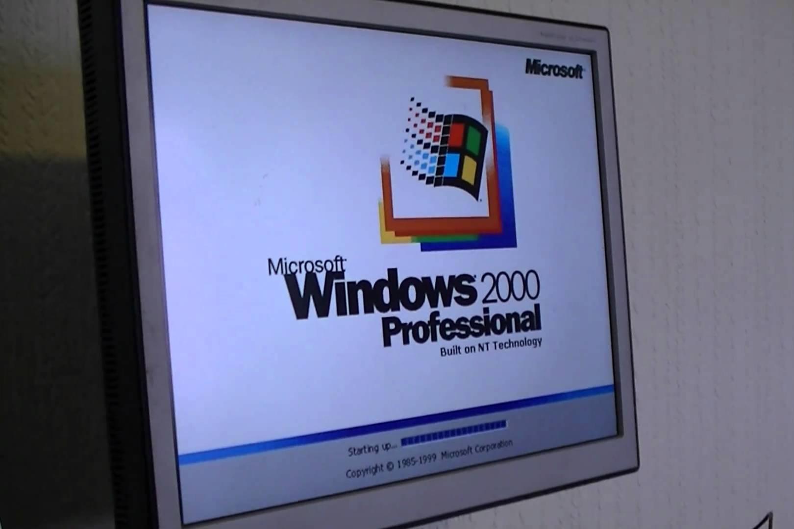 Imagem de Saudade do Windows 2000? Pois é possível acessá-lo usando apenas o browser no tecmundo
