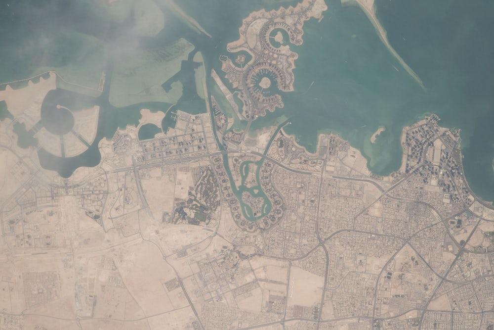 Doha no Qatar
