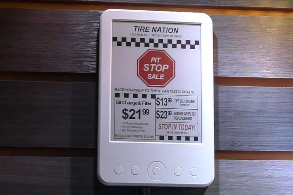 Imagem de Telas E-ink coloridas chegam ao mercado, mas ainda não para Kindles no tecmundo