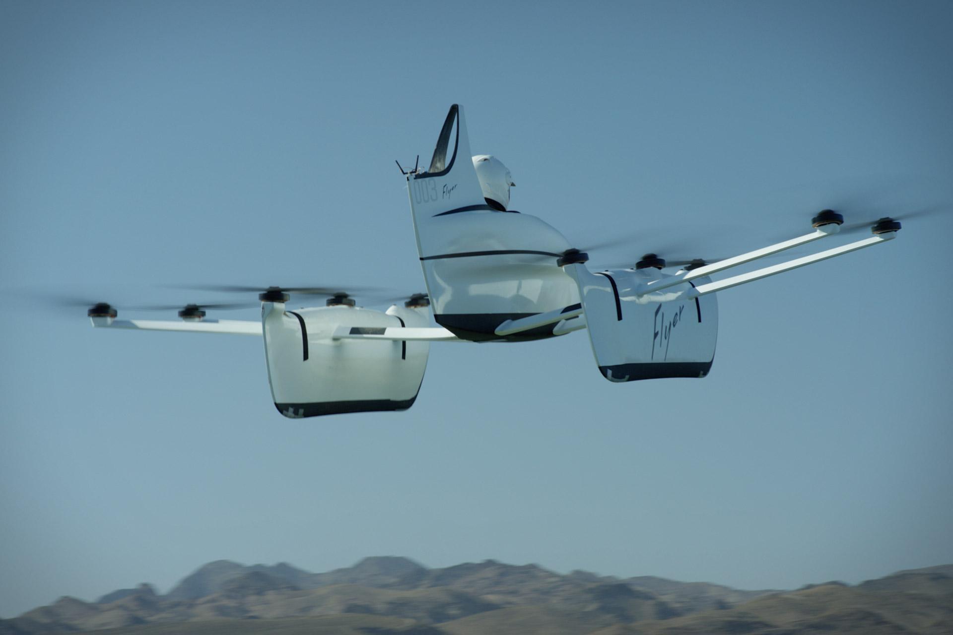 Imagem de Um pássaro? Um avião? Não, é o táxi voador da Google, mais barato que Uber no tecmundo