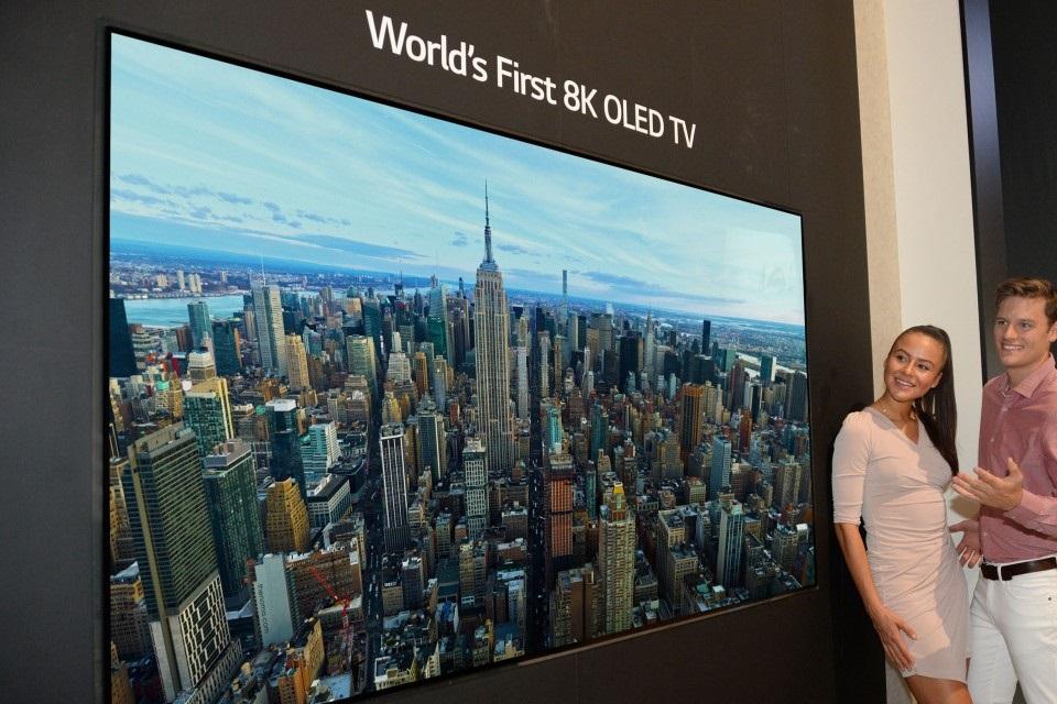 Imagem de LG revela primeira TV OLED 8K do mundo (e ela tem 88 polegadas) no tecmundo