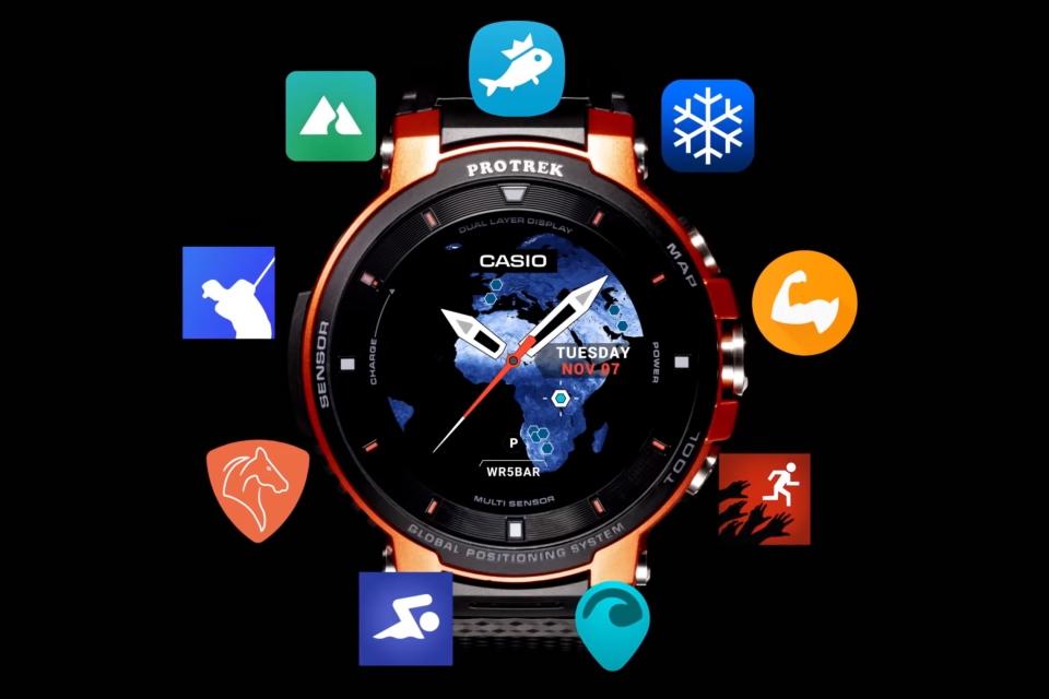 Imagem de Casio anuncia novo smartwatch e destaca duração da bateria no tecmundo