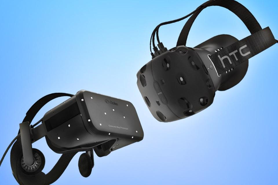 Imagem de Loja de games do HTC Vice chega ao seu maior concorrente, o Oculus Rift no tecmundo