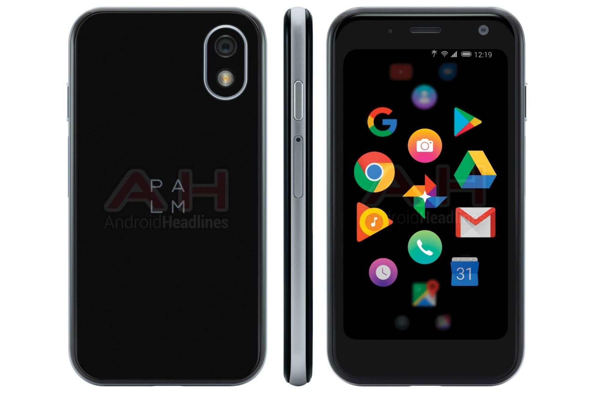 Imagem de Smartphone da Palm aparece em nova imagem no tecmundo