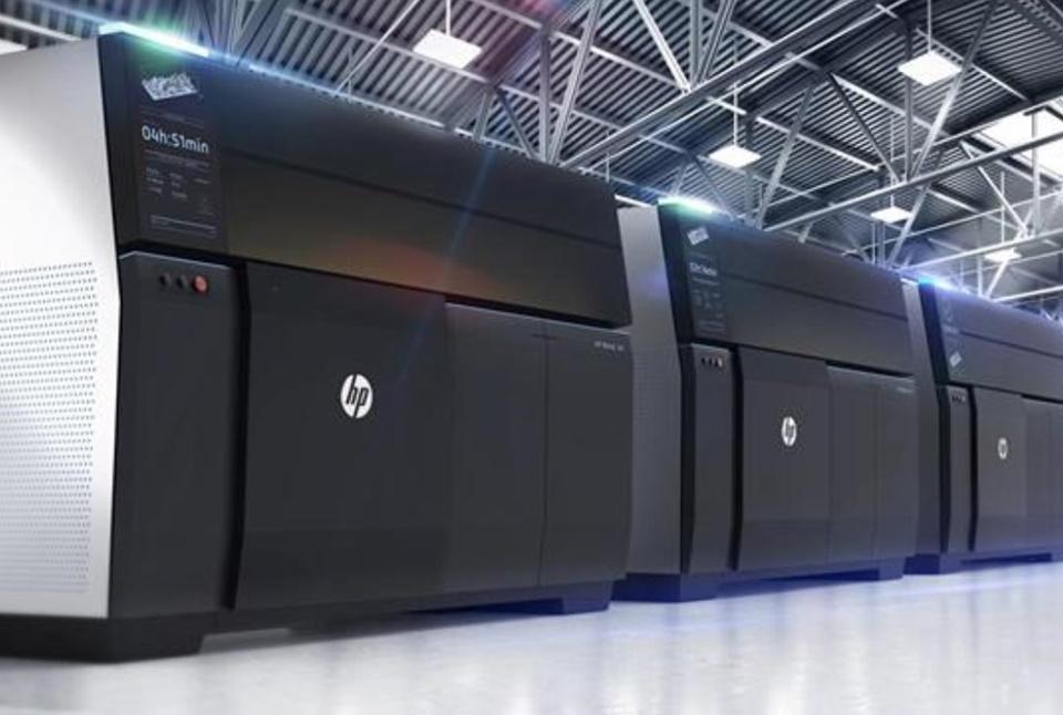 Imagem de Nova impressora 3D da HP faz objetos de metal em escala industrial no tecmundo
