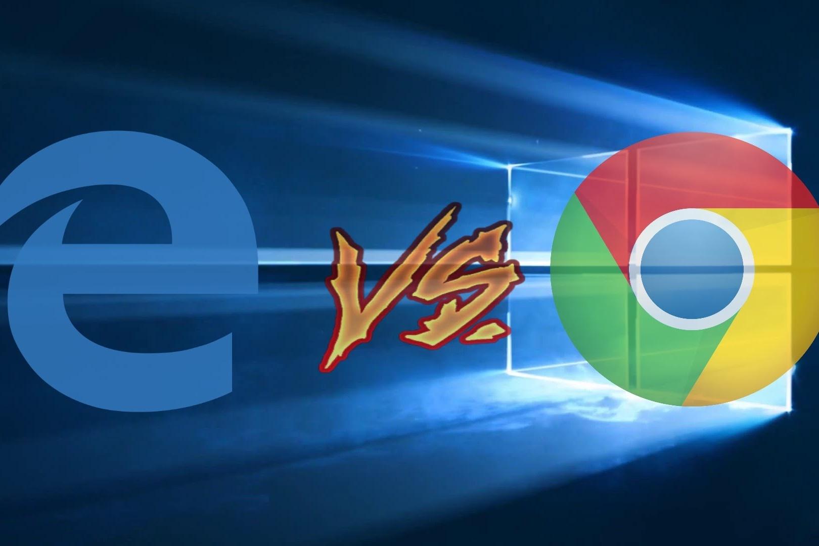 """Imagem de Windows 10 agora mostra um """"alerta"""" quando alguém tenta instalar o Chrome no tecmundo"""
