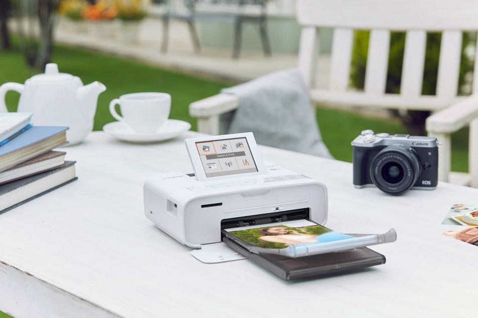 Imagem de Chega ao Brasil a Canon CP1300, capaz de imprimir fotos que duram 100 anos no tecmundo