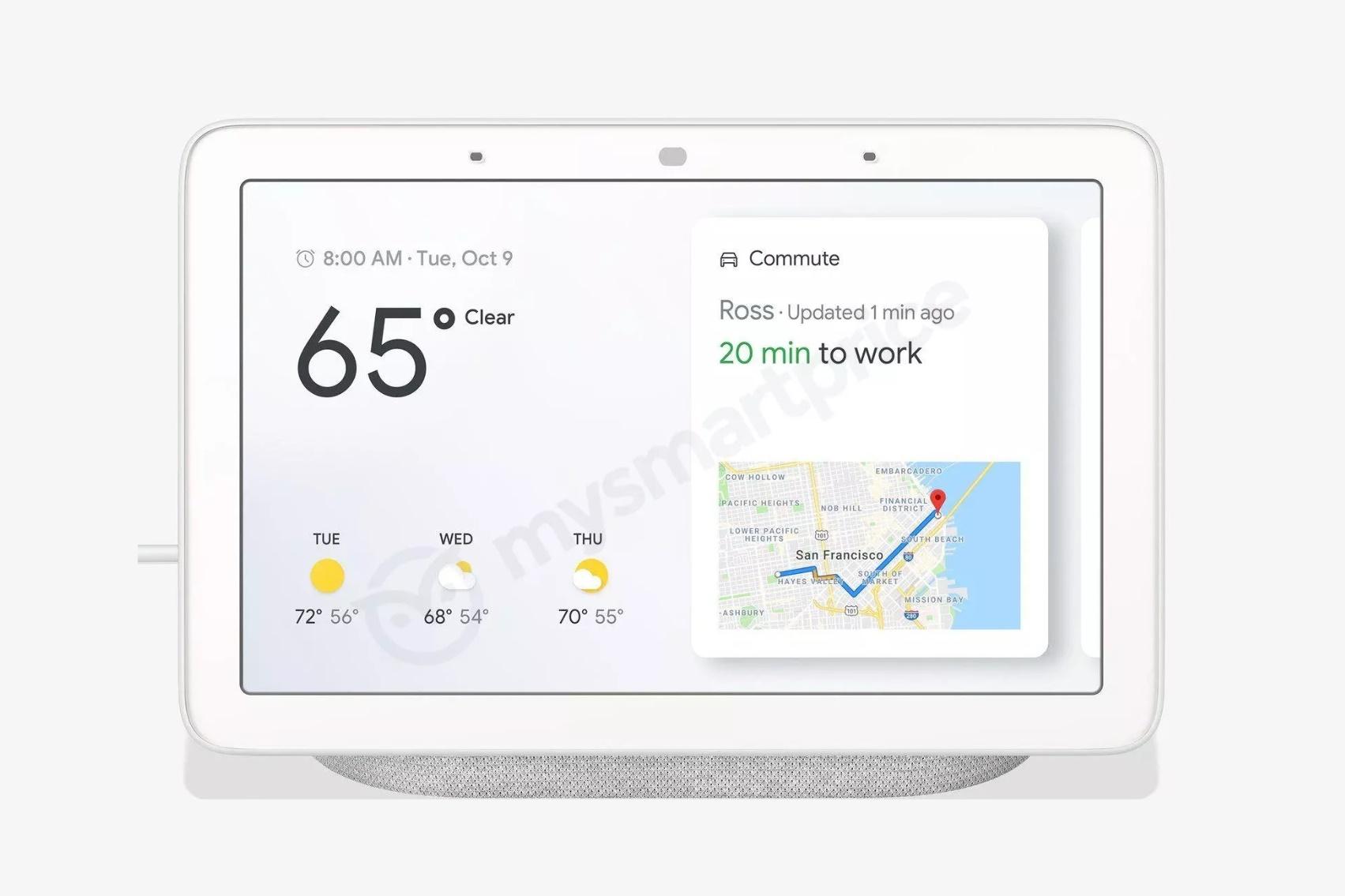 Imagem de Vazou: conheça o Home Hub, o display inteligente da Google no tecmundo